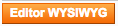 Botão WYSIWYG