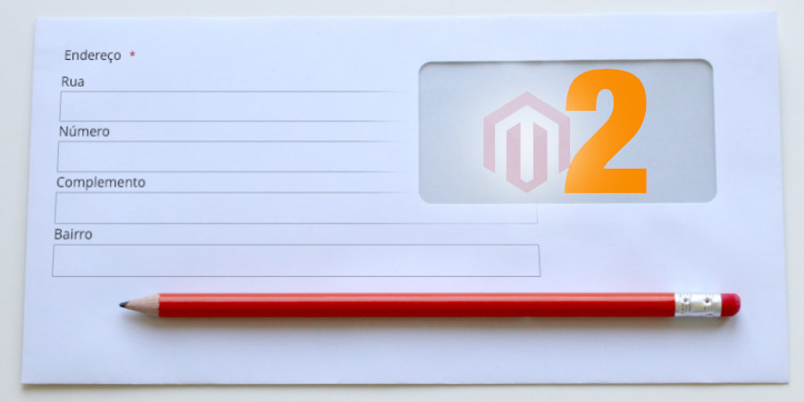 Linhas de endereço amigáveis no Magento 2 (com módulo)